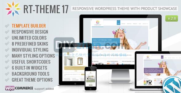 17-Responsive-Wordpress-Theme